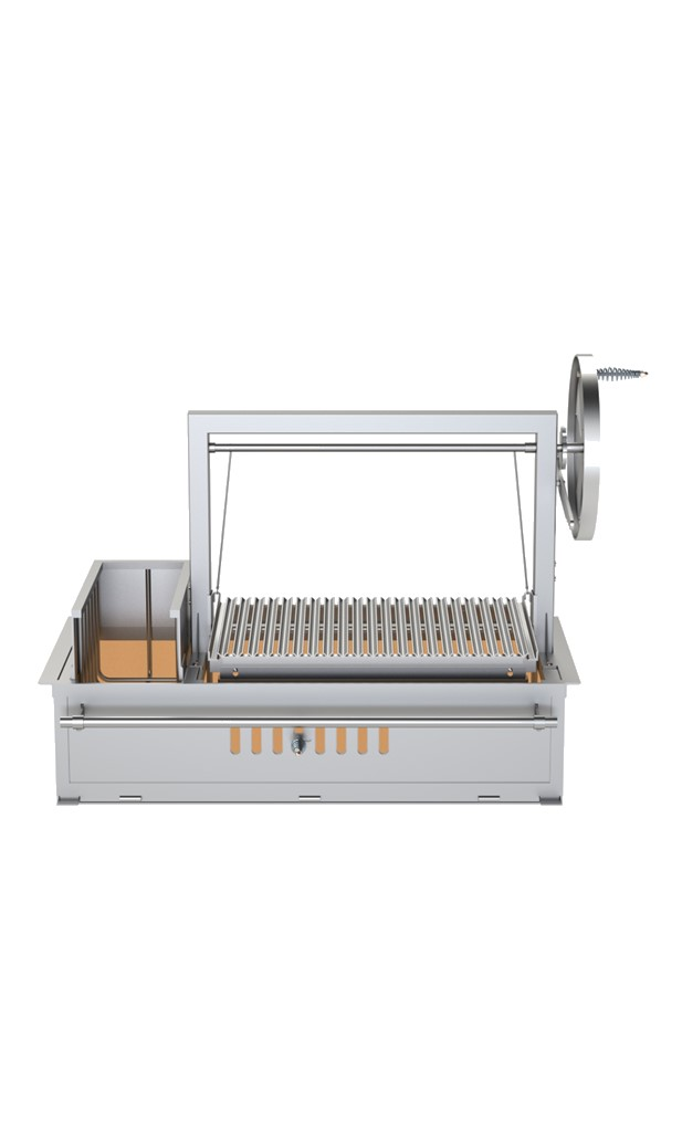 Argentine Stainless Steel Grill 48