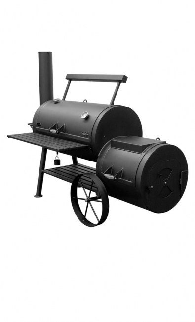 BBQ Offset Smoker Grill Colossus #2401