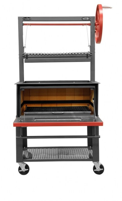 Santa_Maria_Oven_Combo_Steel_Door_Cart2Canvas1
