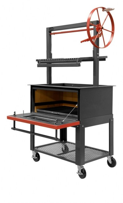 Santa_Maria_Oven_Combo_Steel_Door_Cart3Canvas2